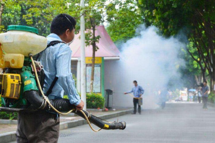 环境卫生消毒